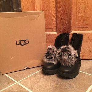 UGG Isley Waterproof Boots